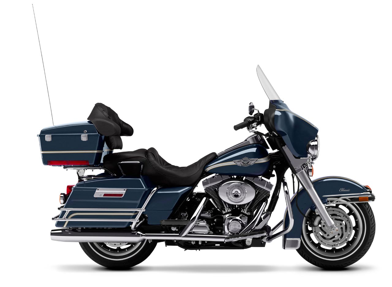 Harley Davidson Electra Glide Classic Specs