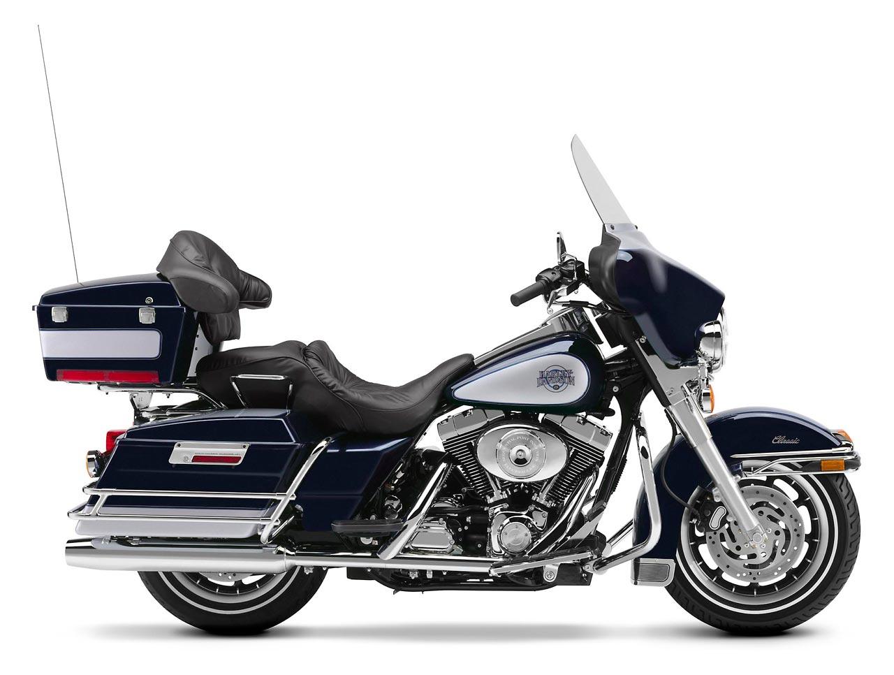 Harley Davidson Flhtci Electra Glide