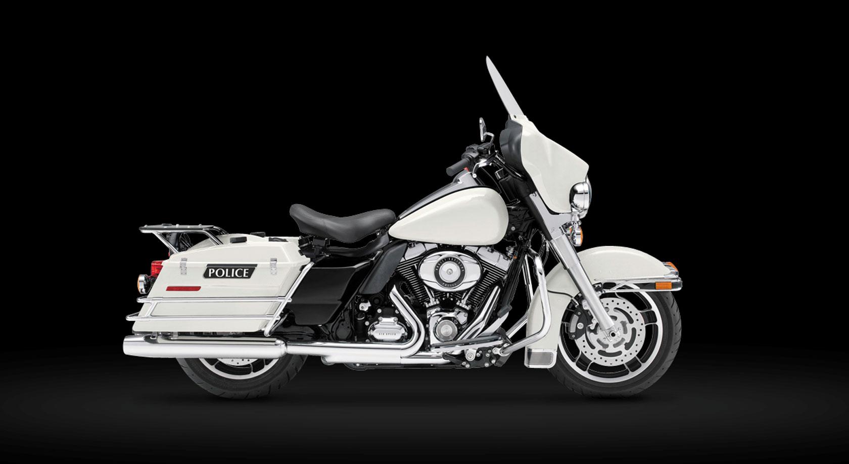 HARLEY DAVIDSON Electra Glide Police (2012 - 2013) ...