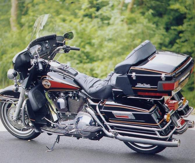 Harley davidson electra glide ultra classic specs 1997 for Classic house 1998