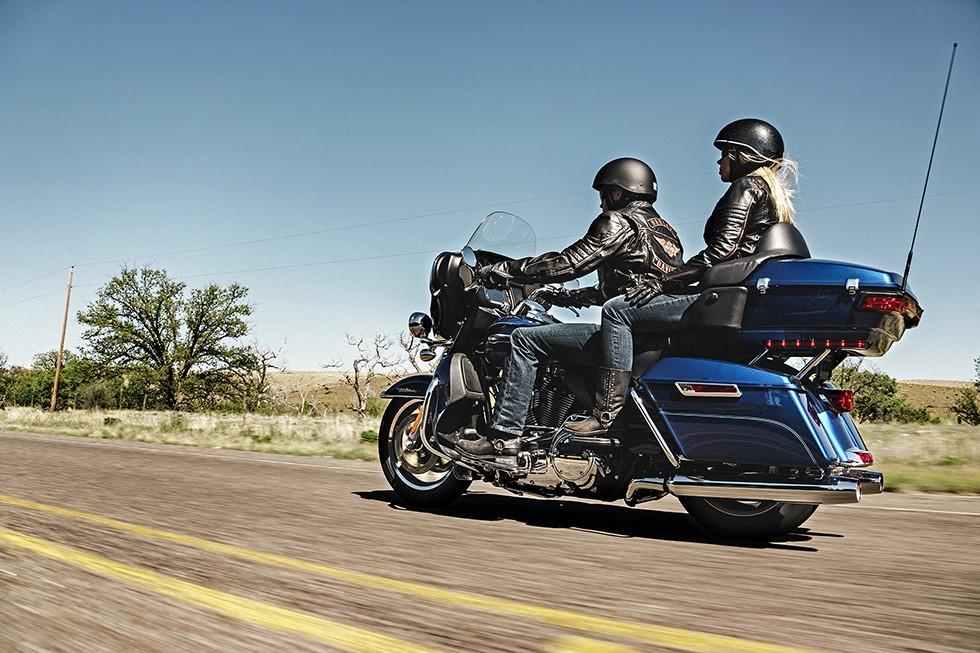 Harley Davidson Ultra Glide Specs