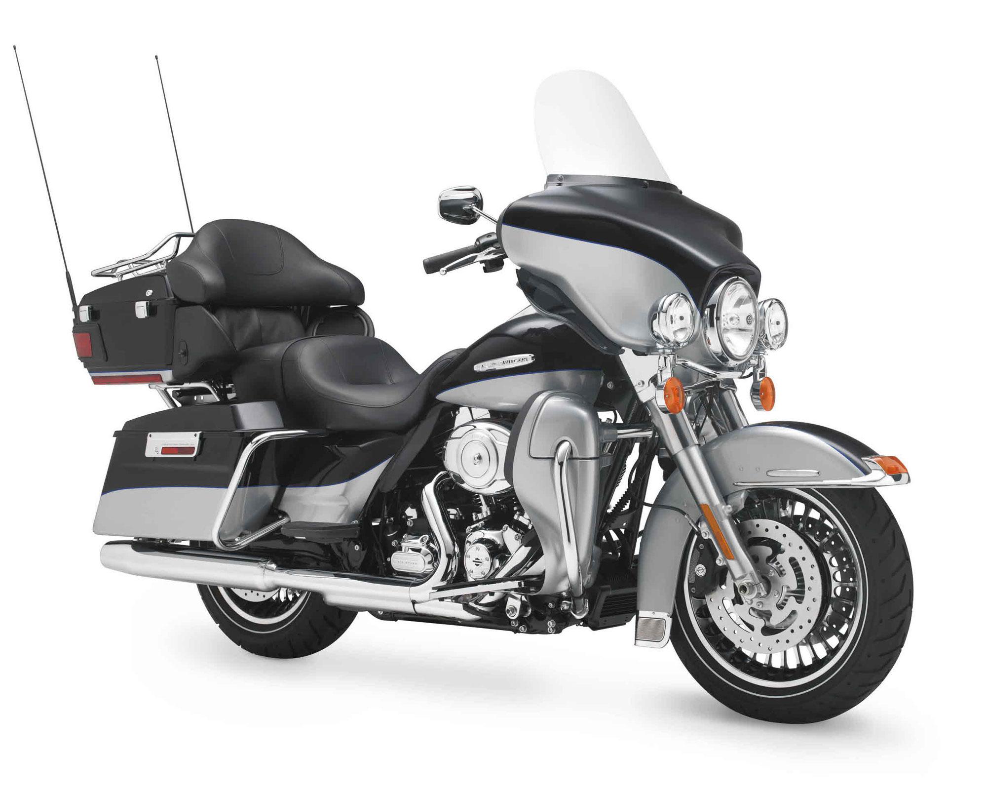 Harley Davidson Electra Glide Ultra Limited 2017
