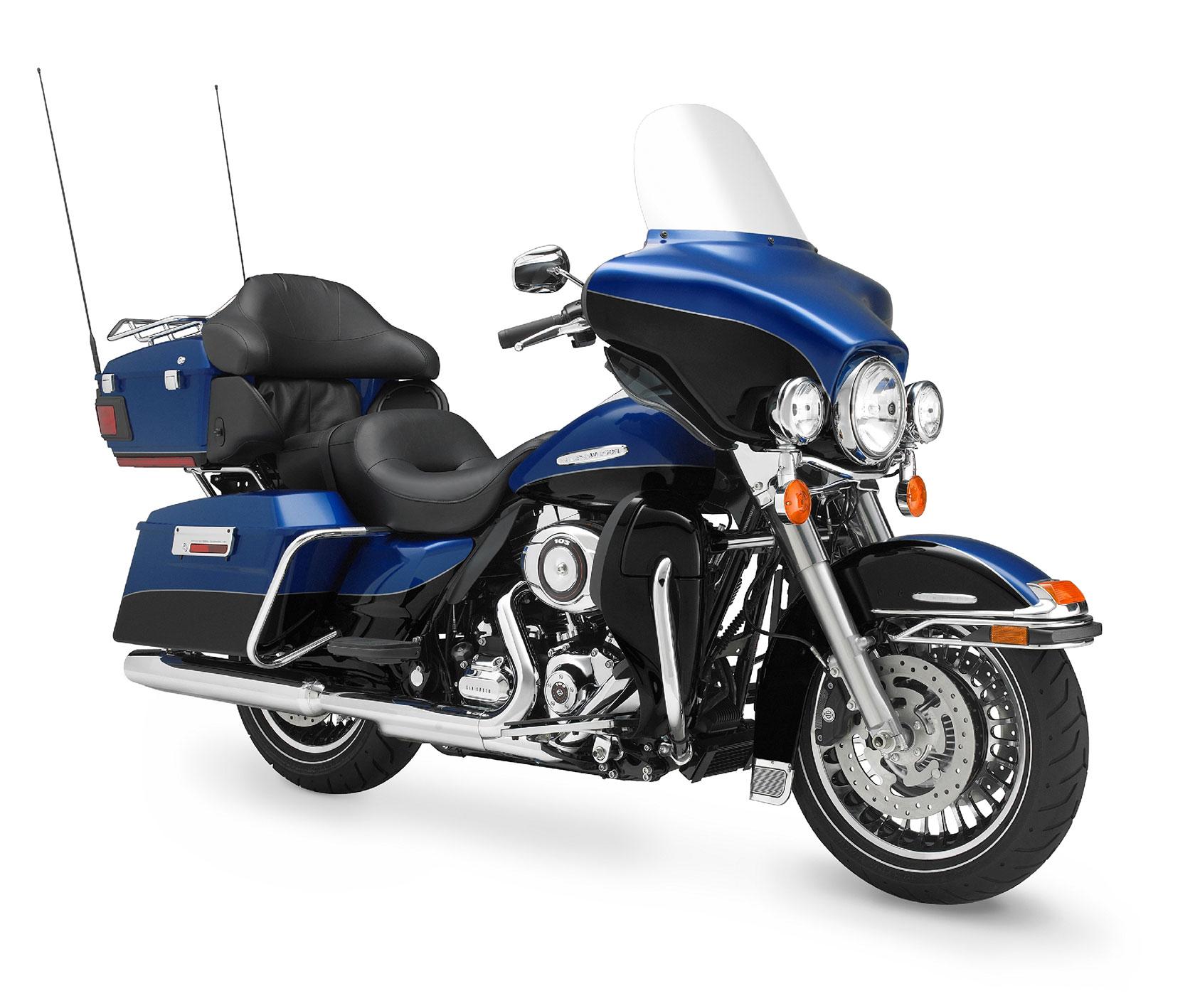 Harley Davidson Electra Glide Ultra Limited 2009 2010