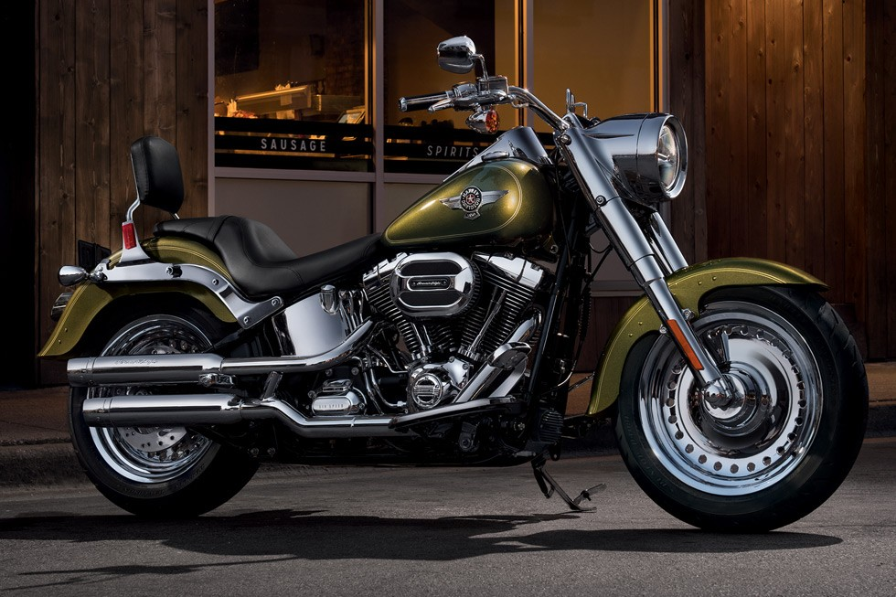 HARLEY DAVIDSON FAT BOY specs - 2017, 2018 - autoevolution