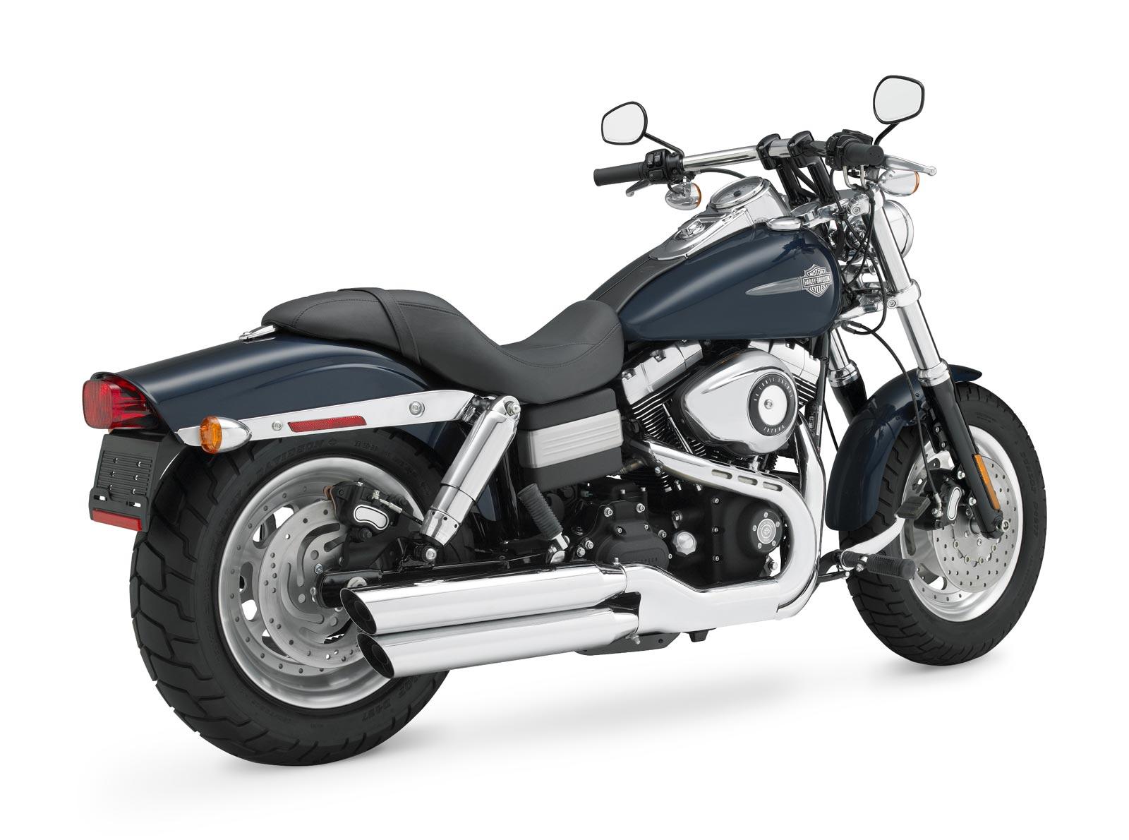 Harley Davidson Fat Bob Specs 2007 2008 Autoevolution