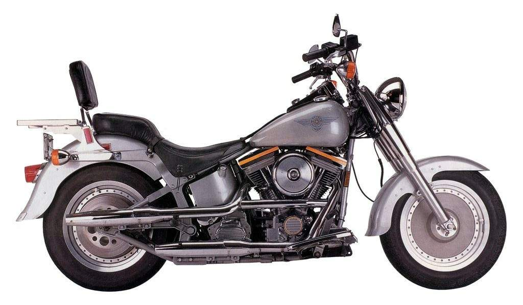 harley davidson fat boy specs 1991 1992 autoevolution. Black Bedroom Furniture Sets. Home Design Ideas