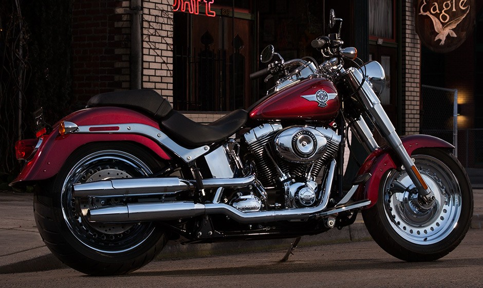 HARLEY DAVIDSON Fat Boy specs - 2014, 2015 - autoevolution