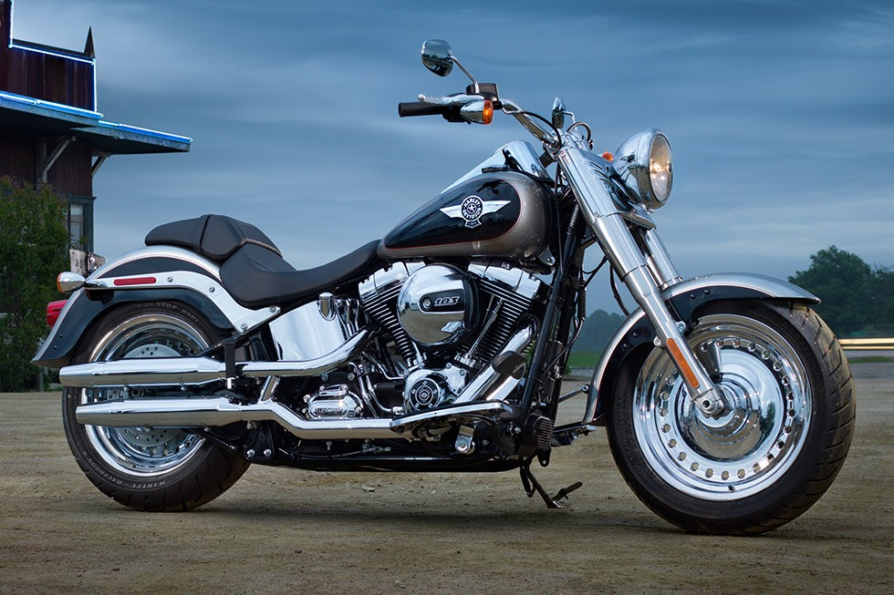 harley davidson fat boy 2015 2016 autoevolution. Black Bedroom Furniture Sets. Home Design Ideas