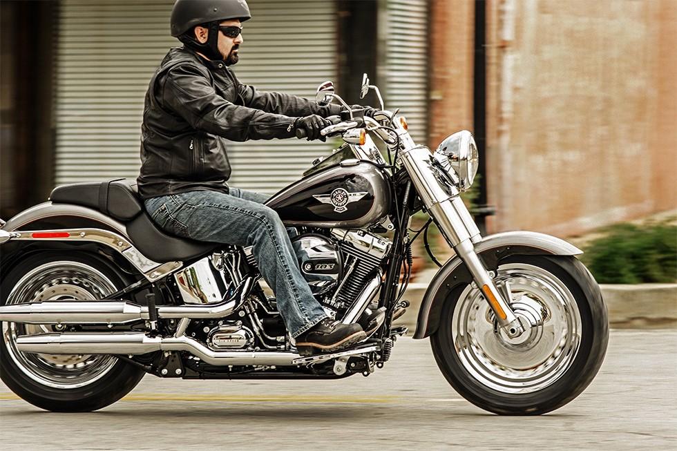 Harley Davidson Fat Boy Specs 2015 2016 Autoevolution