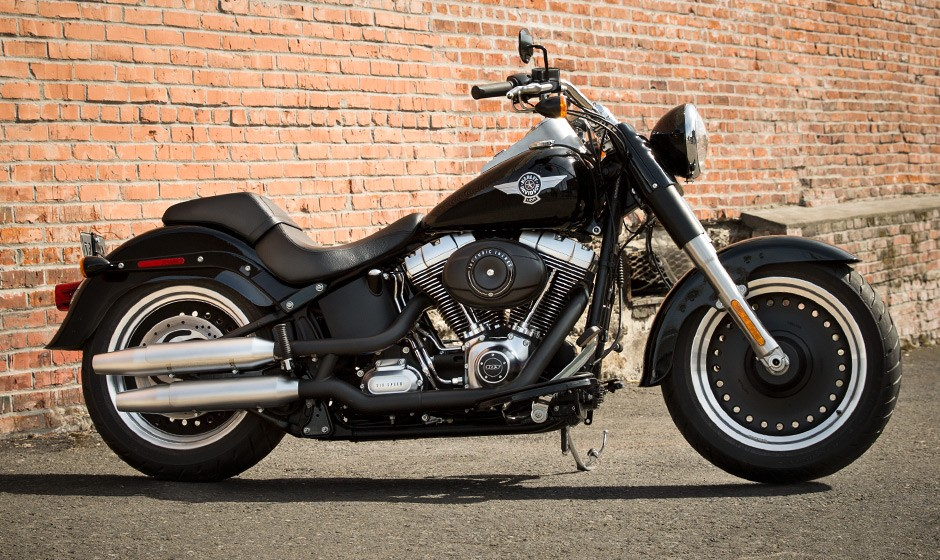 harley davidson fat boy lo specs 2014 2015 autoevolution. Black Bedroom Furniture Sets. Home Design Ideas