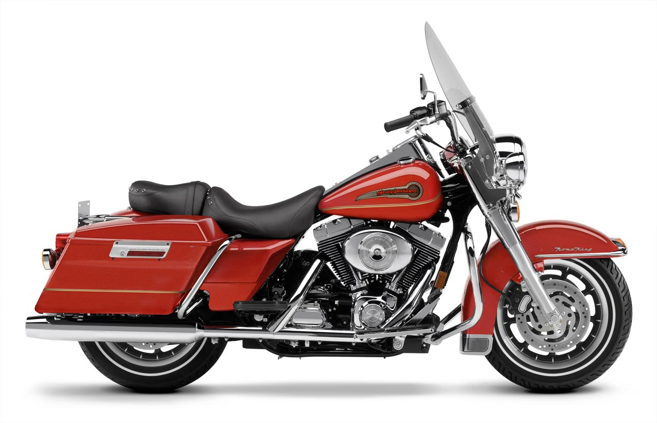 Harley Davidson Road King Firefighter Edition