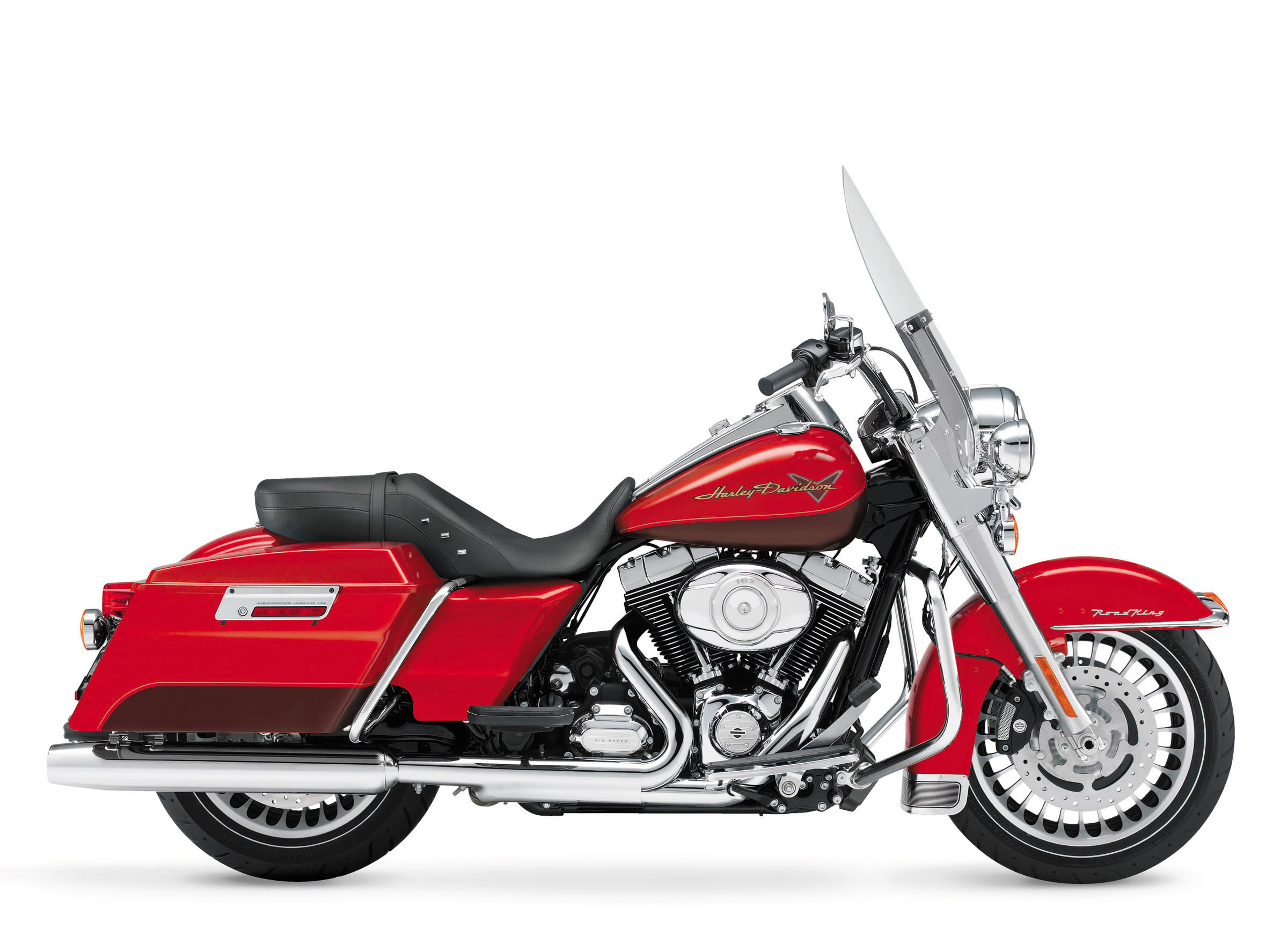 HARLEY DAVIDSON Firefighter Road King Special Edition (2001 - 2002)