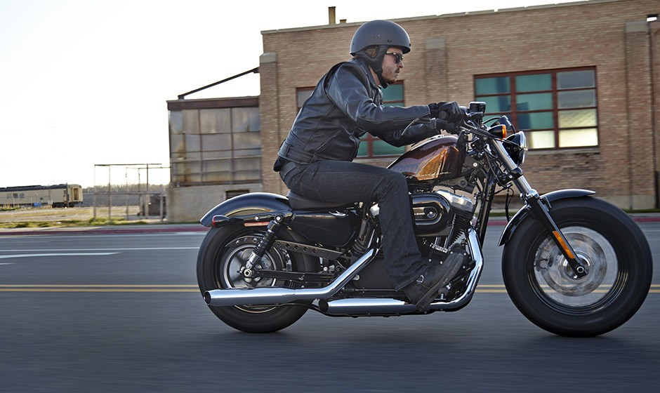 harley davidson forty eight 2013 2014 autoevolution. Black Bedroom Furniture Sets. Home Design Ideas