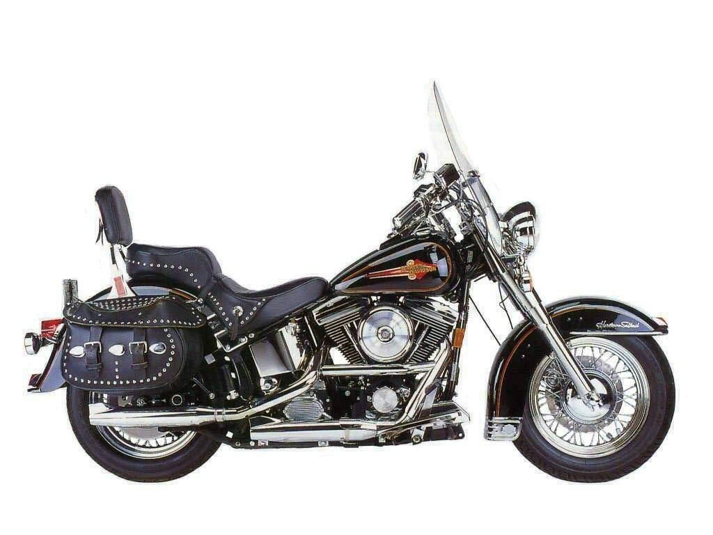 Harley Davidson Softail Maximum Speed