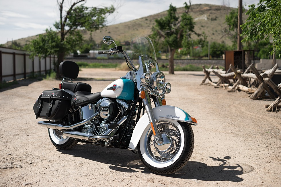 Harley Davidson Heritage Softail Classic Parts