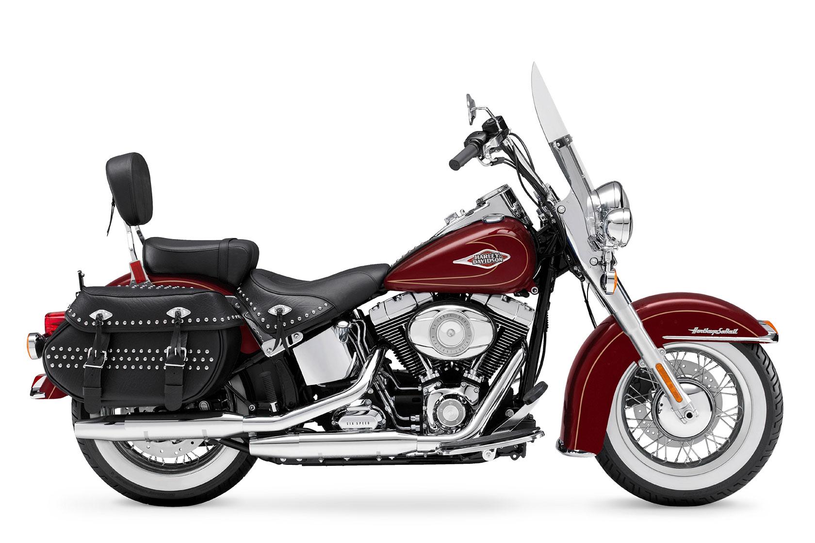 Harley Davidson Heritage Softail Classic Specs 2009