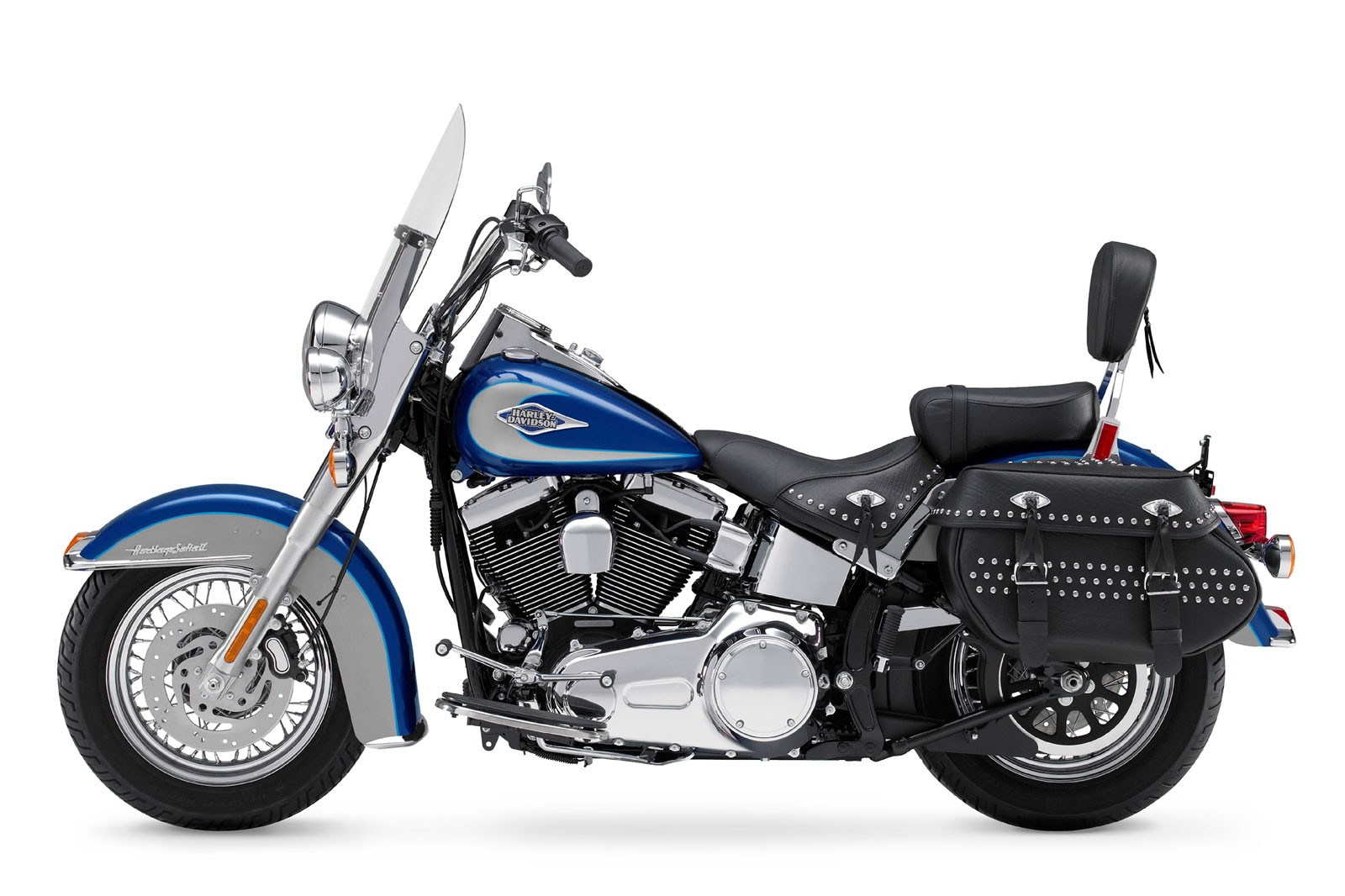 Harley Davidson Heritage Softail Classic Reviews