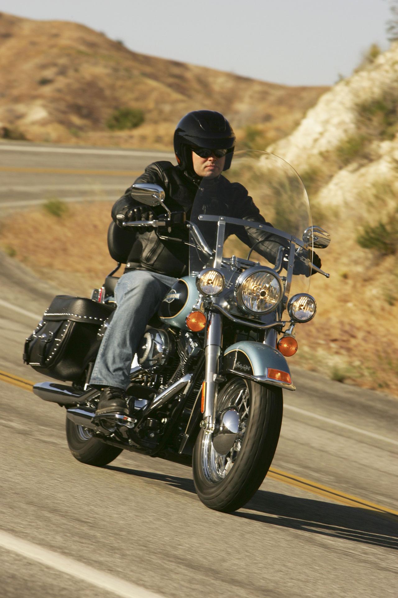 Harley Davidson Heritage Softail Classic Specs - 2006  2007