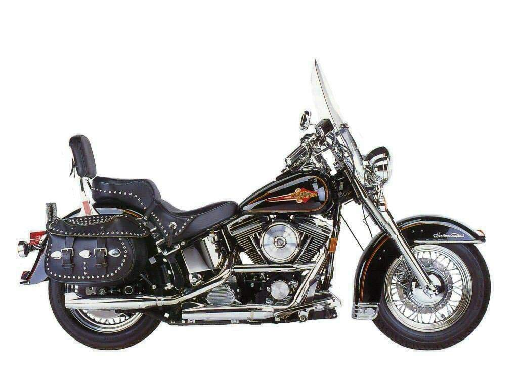 Harley Davidson Heritage Softail Classic Specs 1990 1991
