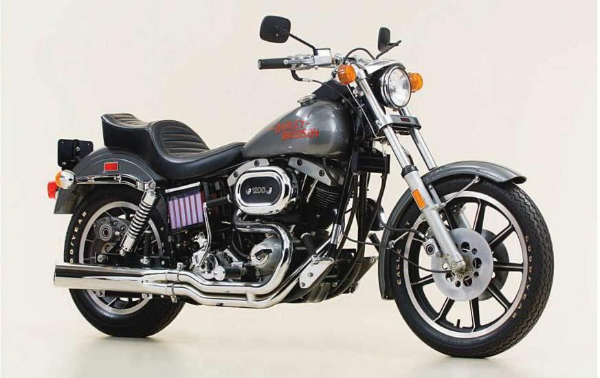 HARLEY DAVIDSON Low Rider specs - 1977, 1978 - autoevolution