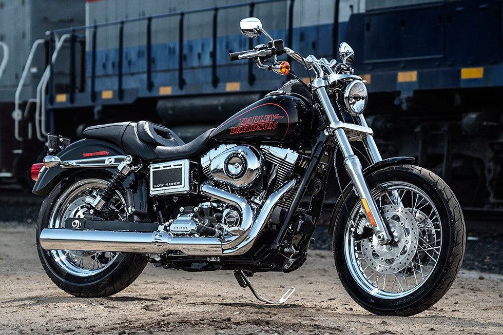 Harley Davidson Low Rider 2015 on harley dyna glide specifications