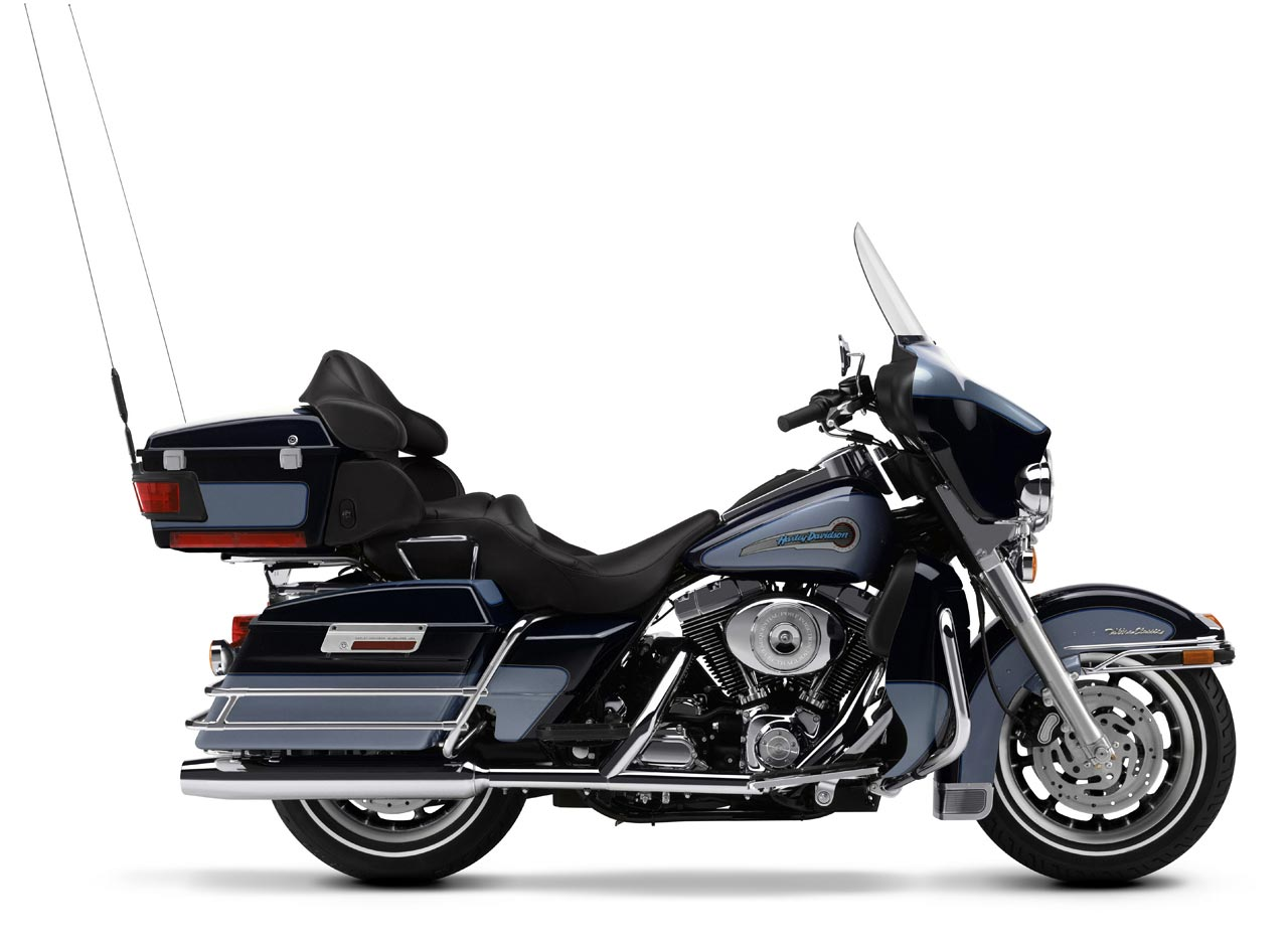 Harley davidson peace officer ultra classic electra glide 2002 2003