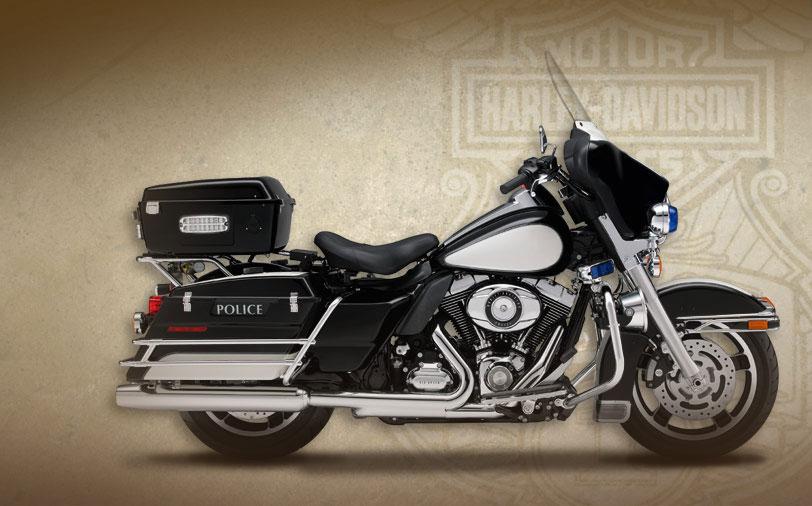 Harley Davidson Electra Glide Police Specs