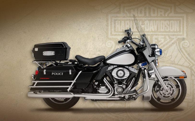 Harley Davidson Police Road King Specs - 2010  2011