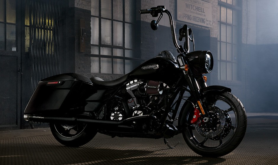 Harley Davidson Road King Specs 2014 2015 Autoevolution