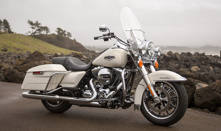 Harley Davidson Road King 2014 2015 Autoevolution