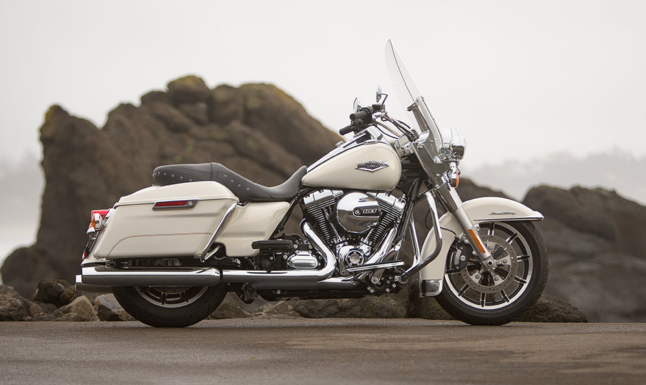 Harley Davidson Road King Colors