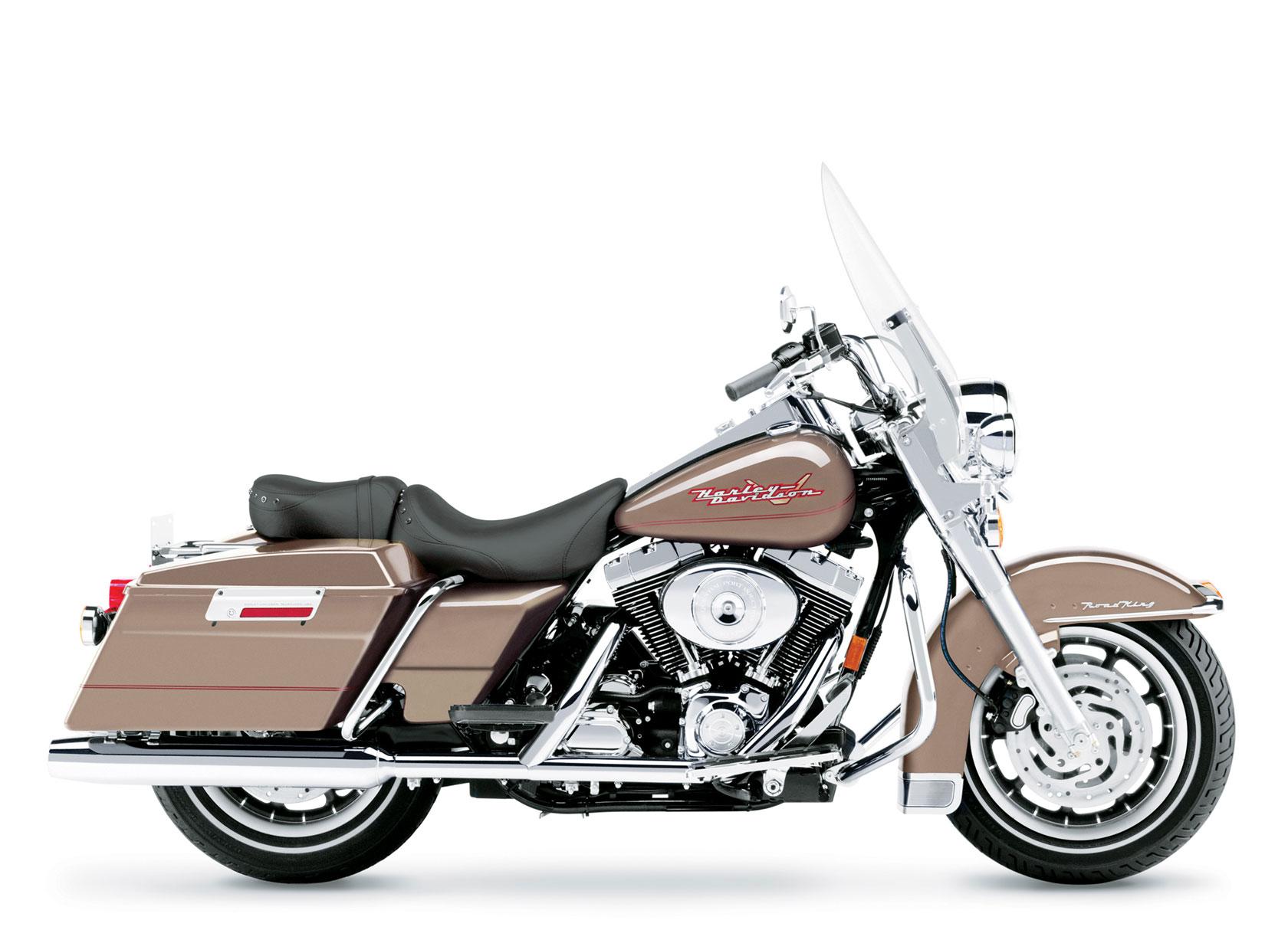 Harley davidson road king 2003 2004