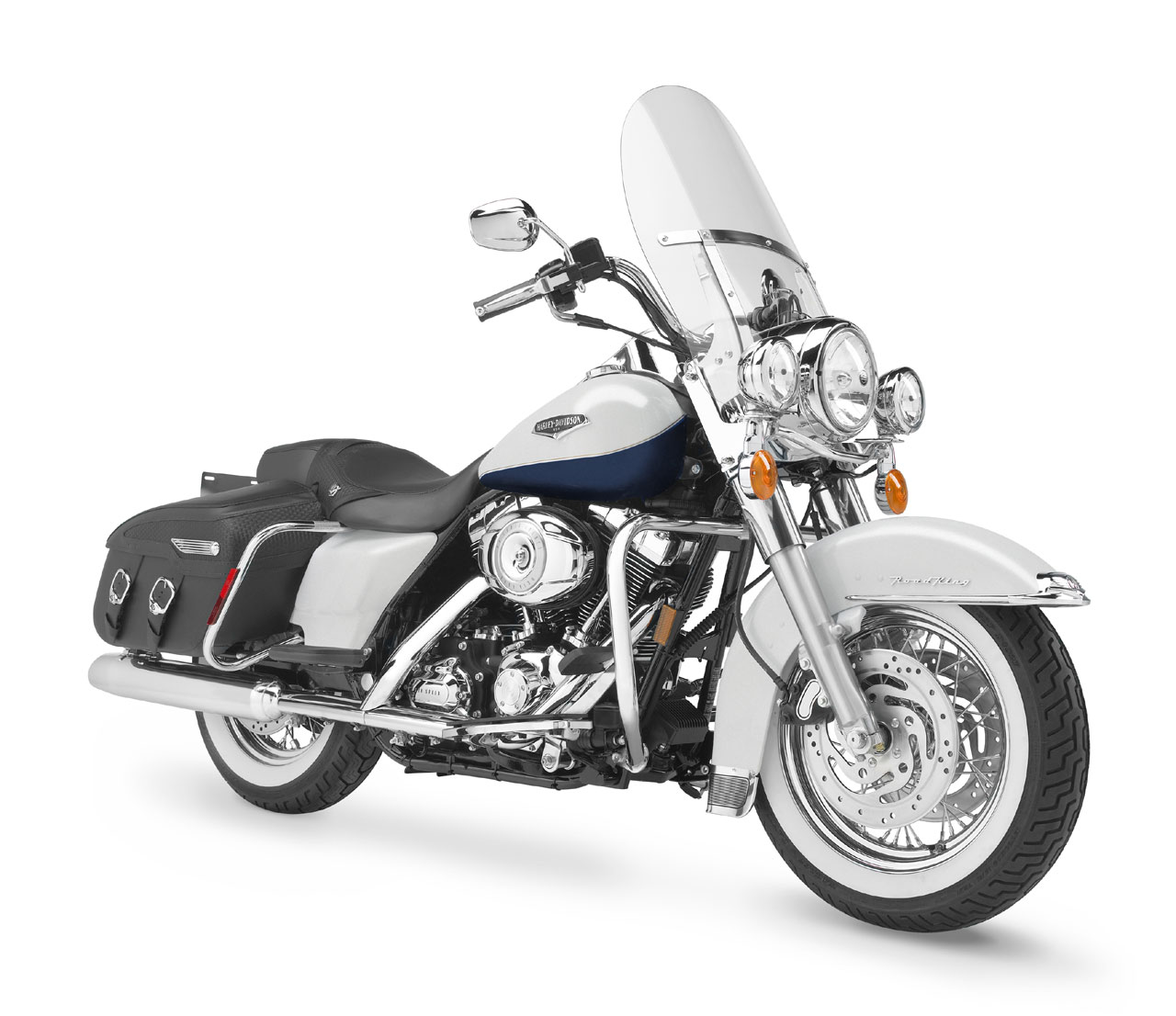 harley davidson road king classic specs 2006 2007 autoevolution. Black Bedroom Furniture Sets. Home Design Ideas