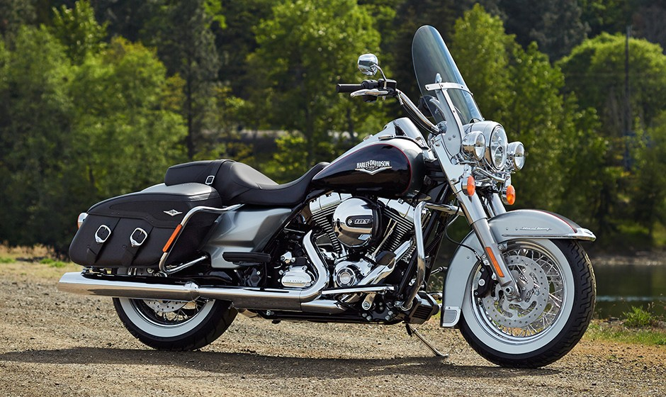 HARLEY DAVIDSON Road King Classic specs - 2014, 2015 - autoevolution