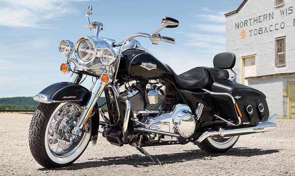 Harley Davidson Road King Touring Package