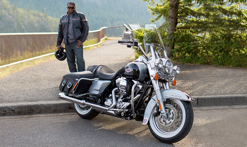 HARLEY DAVIDSON Road King Classic specs 2014 2015 autoevolution