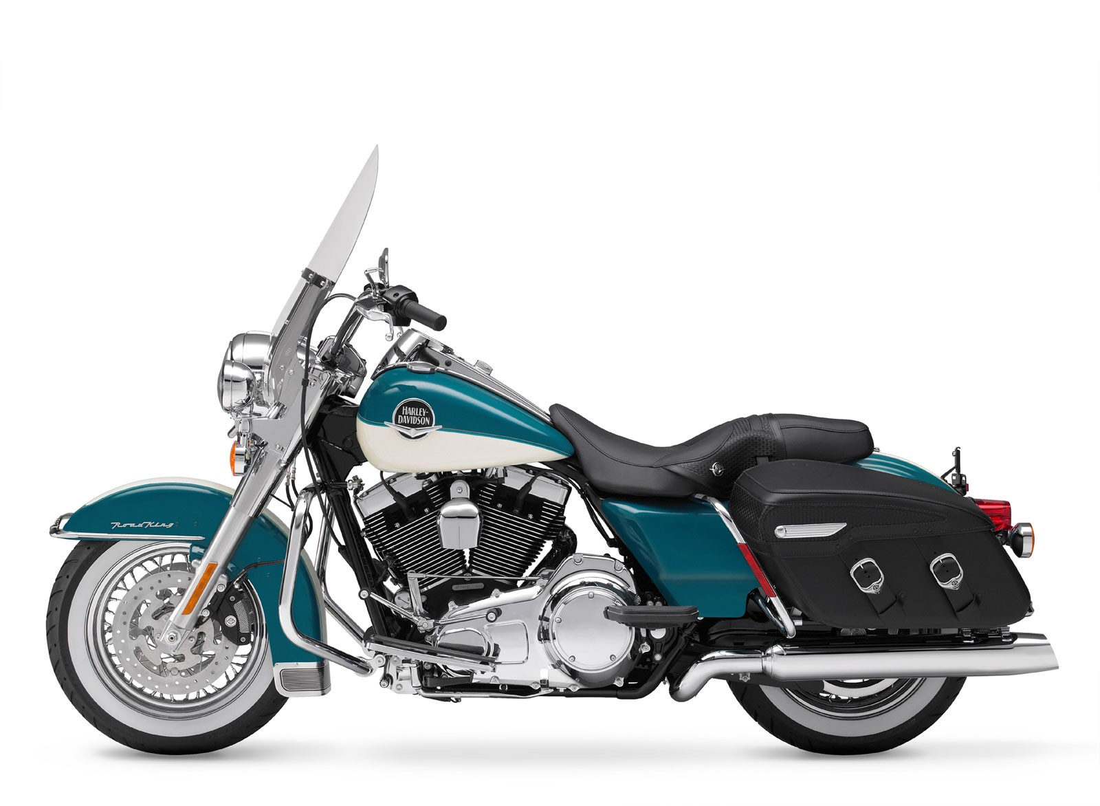 harley davidson road king classic specs 2008 2009 autoevolution. Black Bedroom Furniture Sets. Home Design Ideas