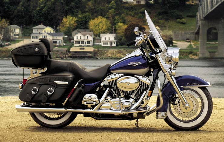 harley davidson road king classic specs 2005 2006 autoevolution. Black Bedroom Furniture Sets. Home Design Ideas