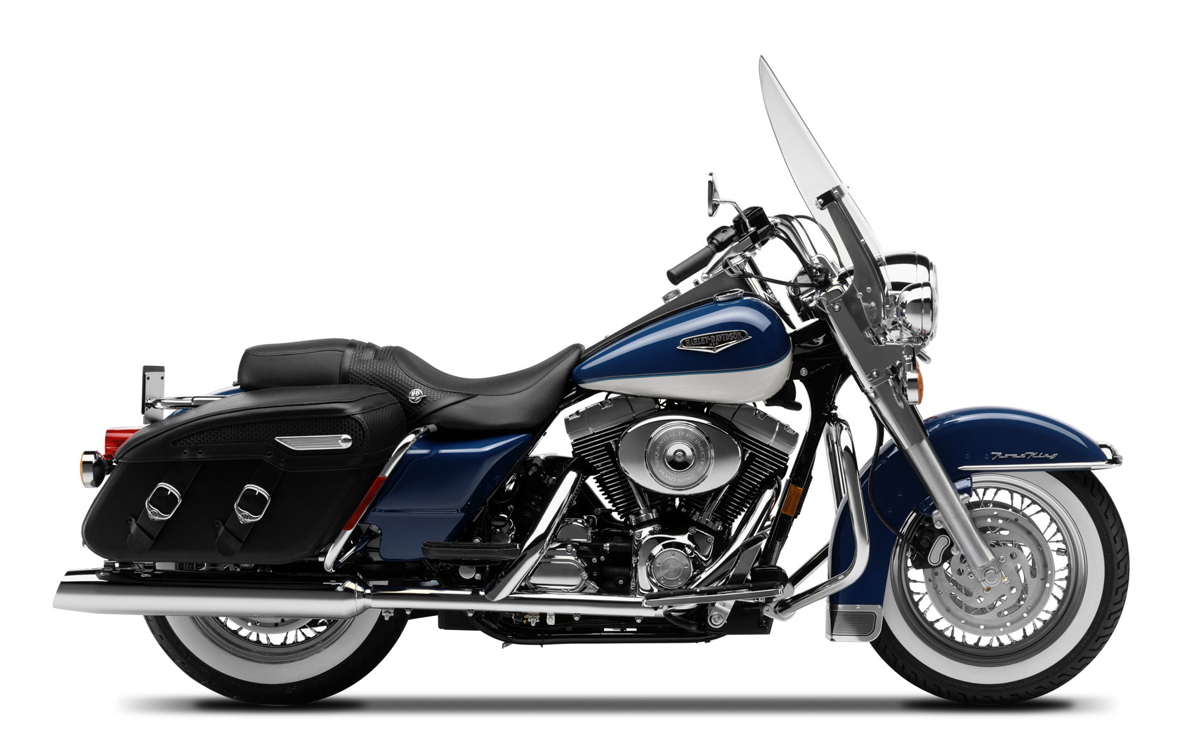 Harley Davidson Road King Classic Specs 2000 2001 Autoevolution Photos