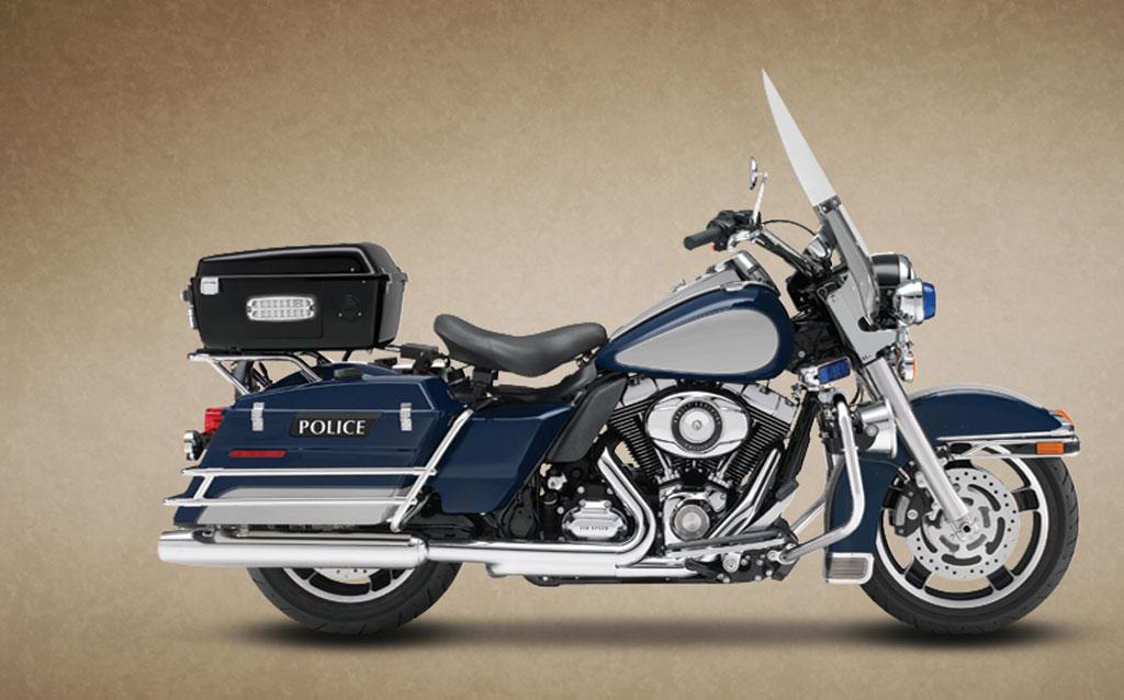 Harley Davidson Road King Police Specs 2012 2013 Autoevolution