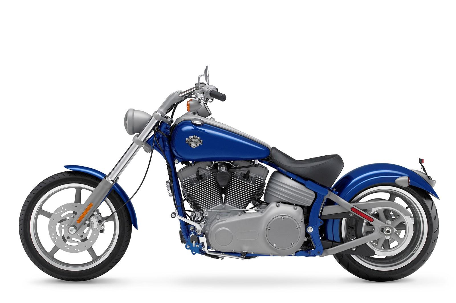 Harley Davidson Rocker - 2008  2009