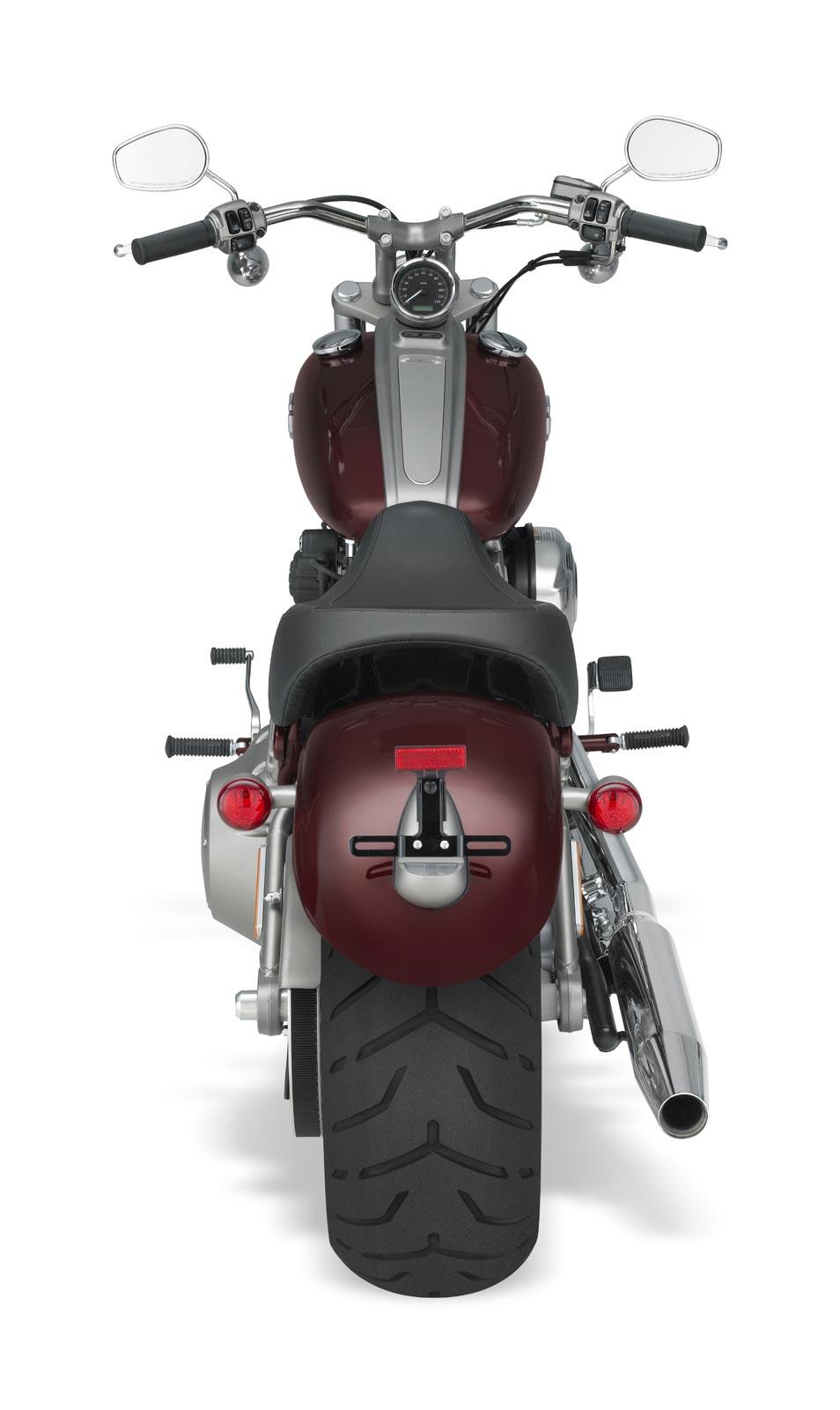 Harley Davidson Rocker Specs - 2007  2008