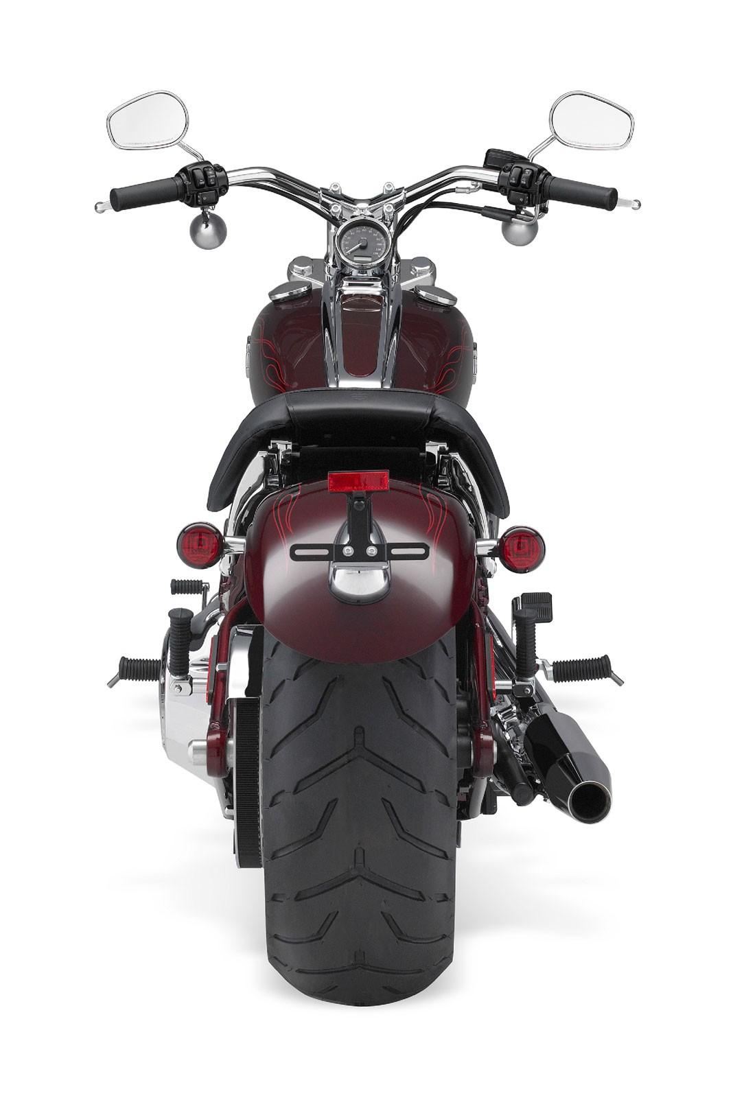 Harley Davidson Rocker C Specs - 2008  2009