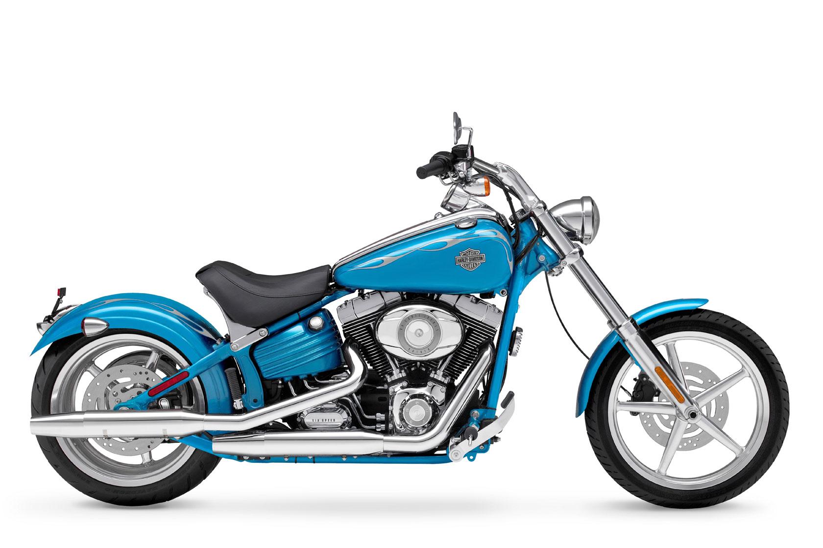 Harley Davidson Black Rocker Covers