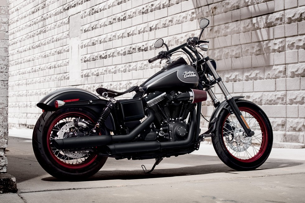 Once Driven Reviews >> HARLEY DAVIDSON STREET BOB - 2017 - autoevolution