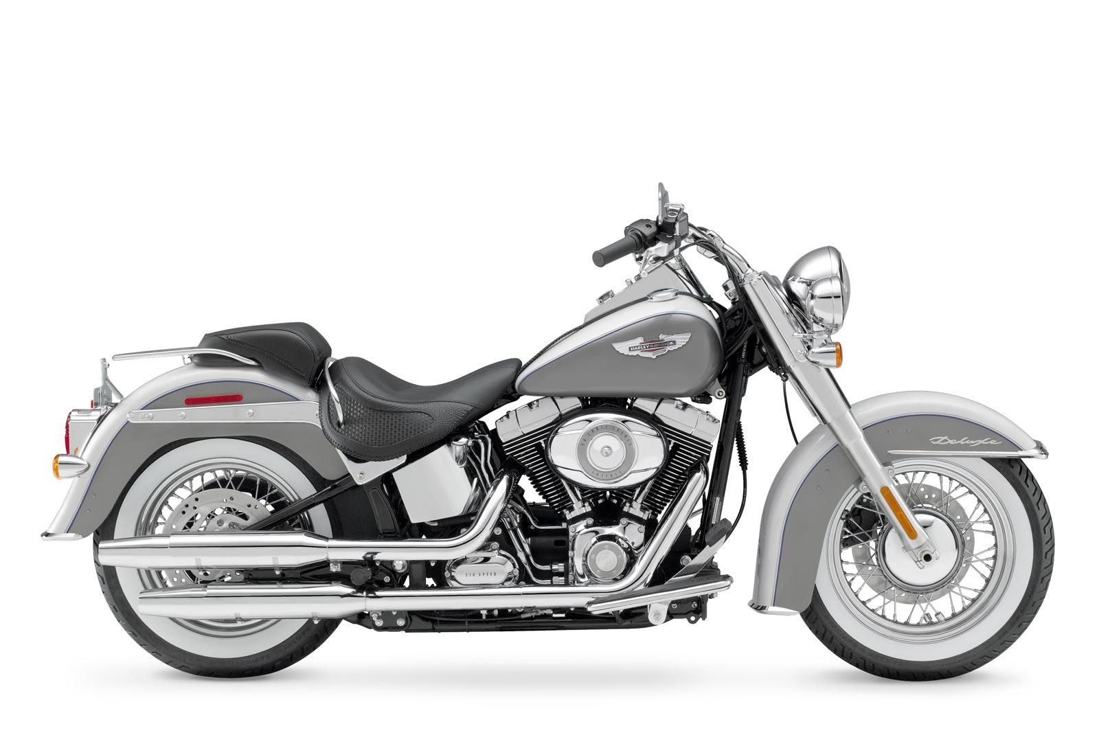 Harley Davidson Softail Deluxe Specs 2007 2008