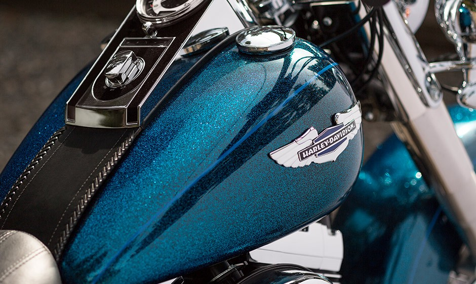 HARLEY DAVIDSON Softail Deluxe specs - 2014, 2015 ...