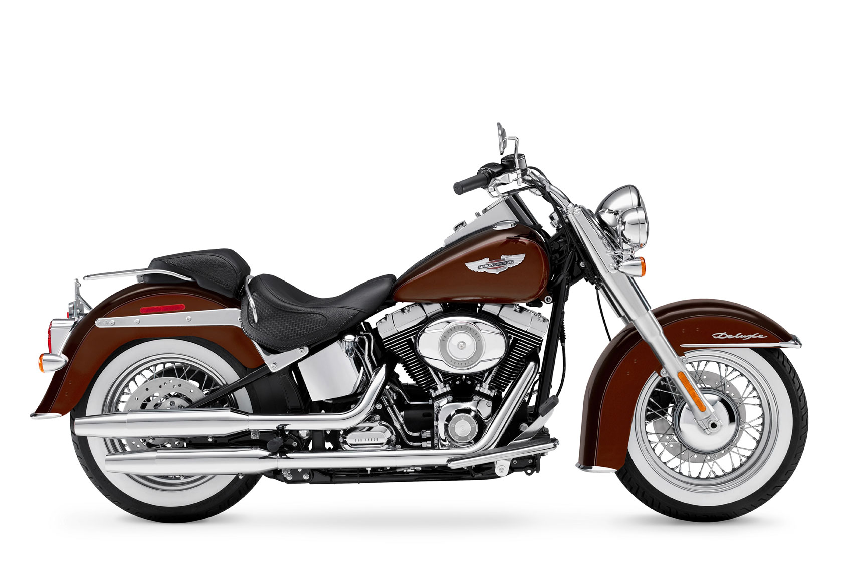 harley davidson softail deluxe 2010 2011 autoevolution. Black Bedroom Furniture Sets. Home Design Ideas