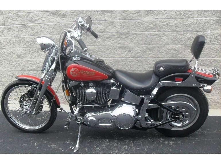 Harley Davidson Softail Seat Height
