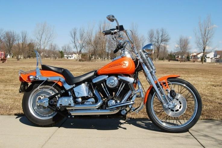 Harley Davidson Softail Springer Specs 1996 1997
